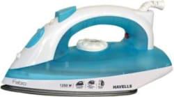 Havells fabio 1250 W Steam Iron Blue