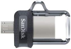 SanDisk Ultra Dual Micro USB OTG 32 GB USB 3.0 Pendrive ( Multi )