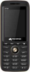 Micromax X748 Black Gold