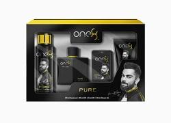 One 8 by Virat Kohli PURE 4 Pc Fragrance Gift Set For Men