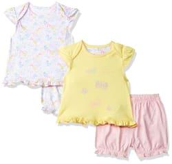 Mothercare Baby-Girl s Sleepsack (Pack of 4)