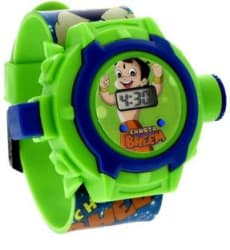 shopprime Chota Bhaem Projector Digital Watch With 24 Images for Kids (Multicolor) 2019 latest watch upcoming season Digital Watch - For Men