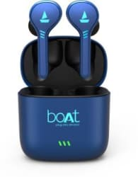 boAt Airdopes 431 Bluetooth Headset Blue, True Wireless