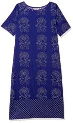 Jaipur Kurti Women s Cotton Straight Kurta