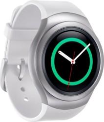 Samsung Gear S2 Silver Smartwatch (Silver Strap Regular)