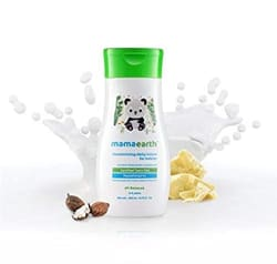 Mamaearth Daily Moisturizing Lotion for Babies (200 ml)