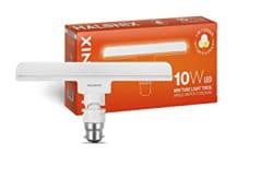Halonix T-Light Trios Base B22 10-Watt LED Tube Light (3 in 1 colour)