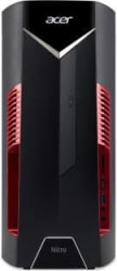 Acer Ryzen 5 (2600) (8 GB RAM/NVIDIA GeForce GTX 1050 Ti Graphics/1 TB Hard Disk/128 GB SSD Capacity/Windows 10 (64-bit)/4 GB Graphics Memory) Gaming Tower Nitro 50 (DG.E0RSI.001)