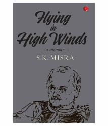 Flying In High Winds an Autobiography Paperback English Latest