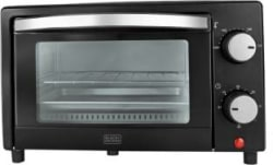 Black & Decker 9-Litre BXTO0901IN Oven Toaster Grill (OTG) Grey