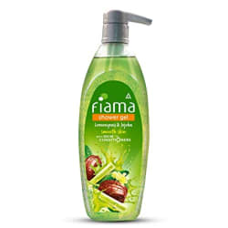 Fiama Lemongrass And Jojoba Clear Springs Shower Gel, 500ml
