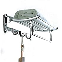 Up to 50% off on towel racks and bath fittings