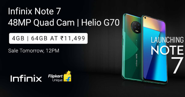 Realme narzo 20 | From Rs. 10,499 | First Sale On 28th sept, 12PM on Flipkart