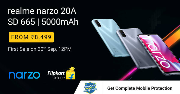 Infinix Note 7 | Just Rs. 11,499 | Sale On Tuesday, 12PM on Flipkart