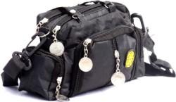 Chaklu Paklu Black Sling Bag