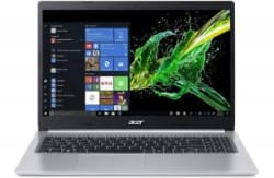 Acer Aspire 5 Core i5 10th Gen - (8 GB/512 GB SSD/Windows 10 Home/2 GB Graphics) A515-54 Laptop 15.6 inch, Pure Silver, 1.8 kg