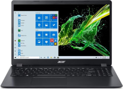 Acer Aspire 3 Core i5 10th Gen - (8 GB/1 TB HDD/Windows 10 Home) A315-56 Laptop 15.6 inch, Shale Black, 1.9 kg