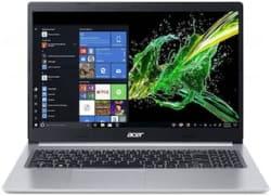 Acer Aspire 5 (Intel Core i5-10th Gen/8 GB RAM/512 GB SSD/39.62 cm (15.6 inch)/FHD/Windows 10 Home/2 GB Graphics) A515-54 Laptop (Pure Silver, 3 kg)