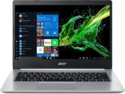 Acer Aspire 5 Core i5 10th Gen - (8 GB/512 GB SSD/Windows 10 Home) A514-53-59U1 Thin and Light Laptop 14 inch, Pure Silver, 1.50 kg