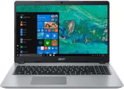 Acer Aspire 5 Core i5 8th Gen - (8 GB + 16 GB Optane/1 TB HDD/Windows 10 Home) a515-52-555f Thin and Light Laptop 15.6 inch, Sparkly Silver, 1.8 kg