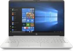 HP 15s Core i5 10th Gen - (8 GB/1 TB HDD/Windows 10 Home) 15s-DU1034TU Thin and Light Laptop 15.6 inch, Natural Silver, 1.78 kg, With MS Office