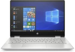 HP Pavilion x360 Core i5 10th Gen - (8 GB/512 GB SSD/Windows 10 Home) 14-dh1179TU 2 in 1 Laptop 14 inch, Mineral Silver, 1.58 kg, With MS Office