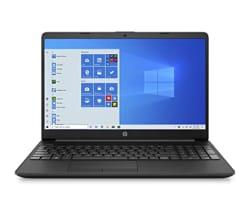 HP 15 10th Gen Intel Core i5 15.6-Inch FHD Laptop (Intel i5-10210U/4GB/512GB SSD/MS Office/Win 10/Jet Black/1.74kg), 15s-du1065TU