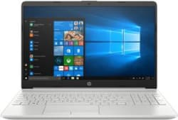 HP 15s Core i5 10th Gen - (8 GB/1 TB HDD/256 GB SSD/Windows 10 Home/2 GB Graphics) 15s-dr1000tx Thin and Light Laptop 15.6 inch, Natural Silver, 1.74 kg, With MS Office