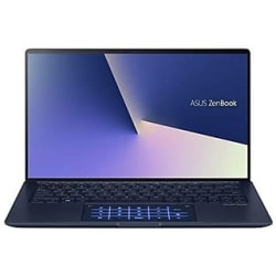 ASUS ZenBook 13 UX333FA-A5821TS Intel Core i5 10th Gen 13.3-inch FHD Thin & Light Laptop (8GB RAM/512GB PCIe SSD/Windows 10/MS-Office 2019/Integrated Graphics/1.27 Kg) Royal Blue