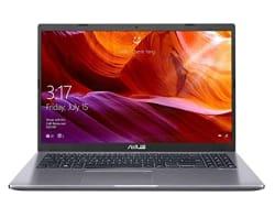 ASUS VivoBook 15 X509FA-EJ562TS 15.6-inch Laptop (8th Gen Core i5-8265U/8GB/256GB SSD/Windows 10 Home (64bit)/Integrated Intel UHD 620 Graphics), Slate Grey