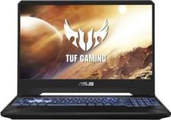 Asus TUF Gaming Core i5 9th Gen - (8 GB/512 GB SSD/Windows 10 Home/4 GB Graphics/NVIDIA Geforce GTX 1650/144 Hz) FX505GT-HN101T Gaming Laptop 15.6 inch, Black, 2.20 kg