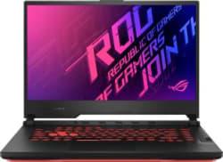 Asus ROG Strix G15 Core i5 10th Gen - (8 GB/1 TB SSD/Windows 10 Home/4 GB Graphics/NVIDIA Geforce GTX 1650 Ti/144 Hz) G512LI-HN059T Gaming Laptop 15.6 inch, Black Plastic, 2.3 kg