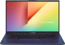 Asus VivoBook 14 Core i5 10th Gen - (8 GB/1 TB HDD/256 GB SSD/Windows 10 Home) X412FA-EK513T Thin and Light Laptop 14 inch, Peacock Blue, 1.50 kg