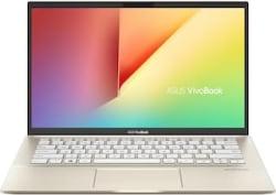 ASUS VivoBook S14 Intel Core i5 8th Gen 14-inch FHD Thin & Light Laptop (8GB RAM/512GB NVMe SSD/Windows 10/Moss Green /1.40 Kg) S431FA-EB512T
