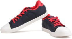REEBOK Classic Court Men Sneakers For Men (Navy, Red, White)