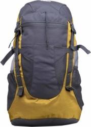 Zwart RHOMROV-Mustard 32 L Backpack (Black)
