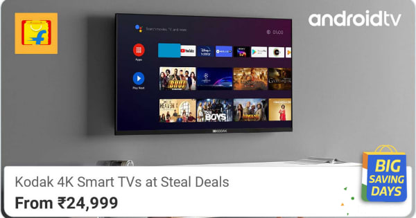 Televisions | From Rs. 24,999 | Shop Now.