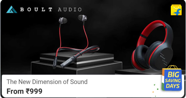 Boult Audio | From Rs. 999 | Shop Now.