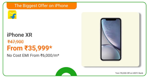 Iphone Xr Series Mobiles | From Rs. 35,999 | Shop Now.