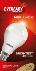 Eveready 14 W Standard LED Bulb White