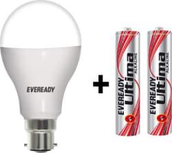 Eveready 14 W Standard B22 LED Bulb White