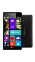 Microsoft Lumia 540 8 GB (Black)