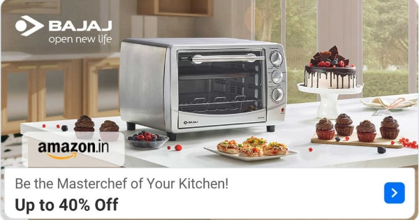 Home & Kitchen | Oven Toaster Grills | Up To 40% OFF | Shop Now.