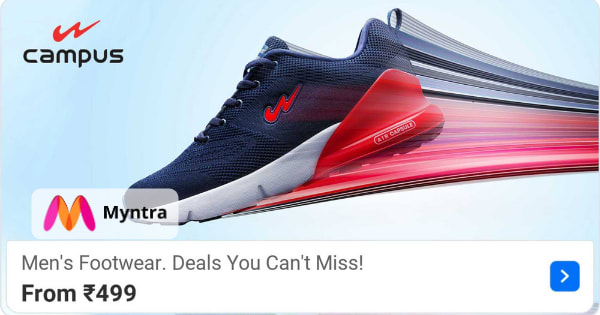 Men s Footwear | From Rs. 499 | Shop Now.