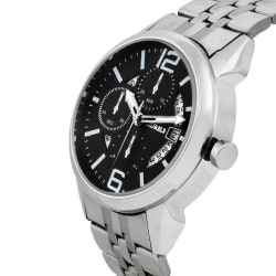 Laurels Aristocrat 6 Analog Black Dial Men s Watch- Lo-Ast-602
