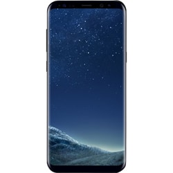 Samsung Galaxy S8 Plus (Midnight Black, 64 GB ROM, 4 GB RAM)