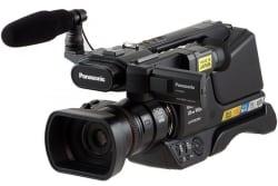 Panasonic HC-MDH2 Professional Camcorder (Black)