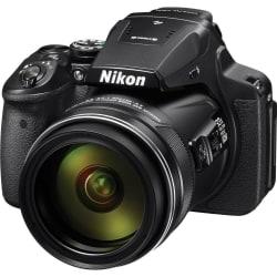 Nikon Coolpix P900 Digital Camera, black