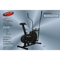 Pro BODYLINE 5-in-1 Orbitrac Bike