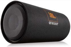 JBL - GTX 1200T - 12 inch Bass Tube (1200 W), black
